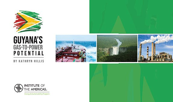 Guyana's Gas-to-Power Potential